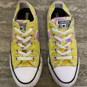 Converse Citrus Lemon + Grapefruit Sneakers